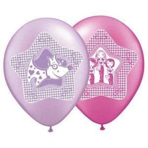 Ballonnen glam girls
