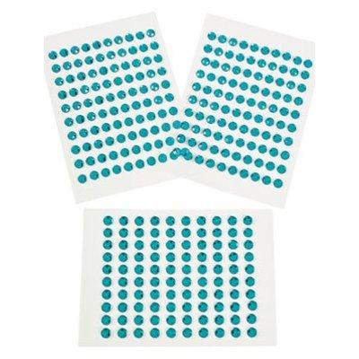 Bling bling plaksteentjes ( 100 stuks op vel)