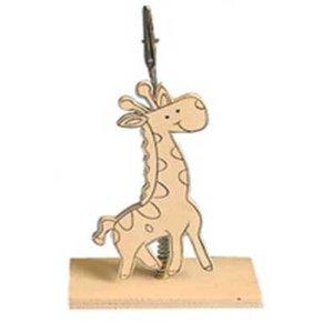 Memohouder giraf ( Voorraad: 32 stuks OP=OP)