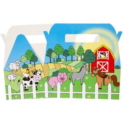 Menubox boerderij