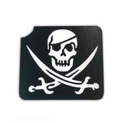 Tattoo sjabloon piraten