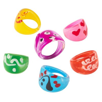 Ring trendy
