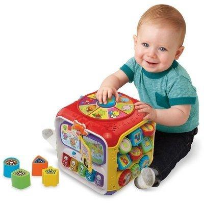 VTech Baby Activiteiten Kubus - Interactieve kubus- 9 + mnd