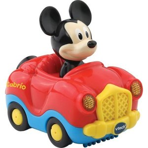 Vtech logo Toet toet auto V-tech Mickey Mouse 12+ mnd