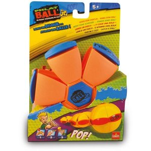 Phlat Ball Junior neon oranje