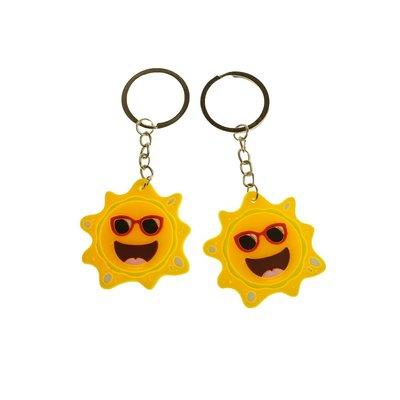 Sleutelhanger zonnetje