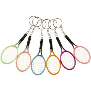 Sleutelhanger Tennisracket