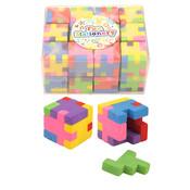 Gum puzzel kubus