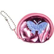 Vlinder portemonnee/ tasje