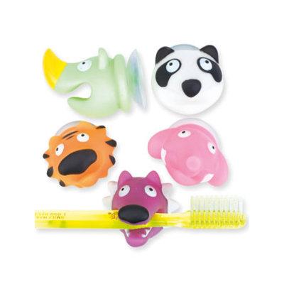 Tandenborstel houder dier ( Voorraad: 14 stuks OP=OP)