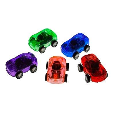 Auto mini transparant