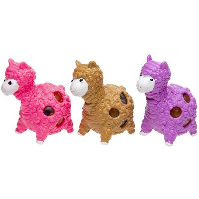 Squeezy bal alpaca (Voorraad 138 stuks OP=OP)