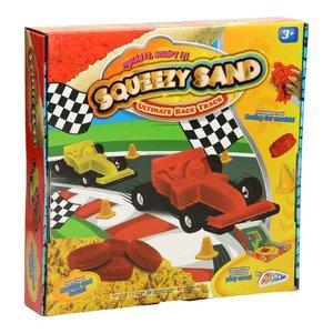 Speelzand racewagen (Voorraad 12 stuks OP=OP)