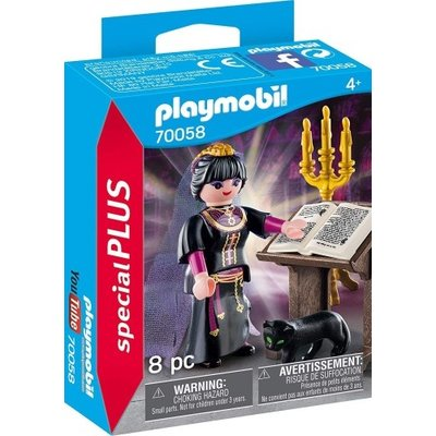 Playmobil Playmobil Plus 70058 Heks met toverboek