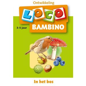 In het bos bambino