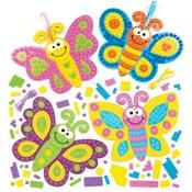 Mozaïek vlinder