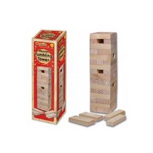 Blokkentoren spel (Voorraad 123 stuks OP=OP)