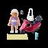 Playmobil Playmobil Plus 9084 Zomers meisje met scooter
