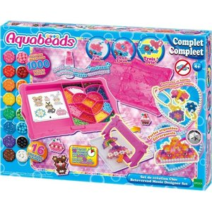 Designer set Aqua Beads