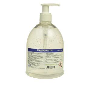 Reymerink Maniskin alcoholgel handdesinfectie, 500 ml