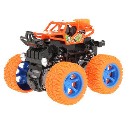 Stunt bounce jeep 360 graden wendbaar ( VOORRAAD 8 STUKS OP=OP)