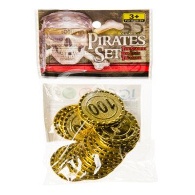 Piraten muntstukken