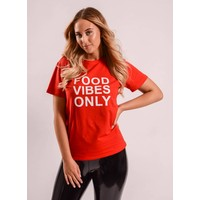 Official TisJeBoy Jay * Food Vibes Only * T-Shirt