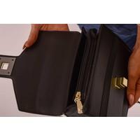 Black Gold details Bag