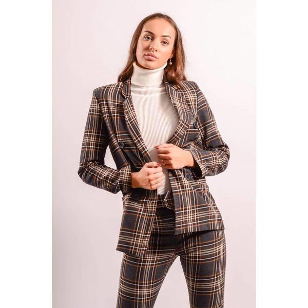 Blazer Checkered