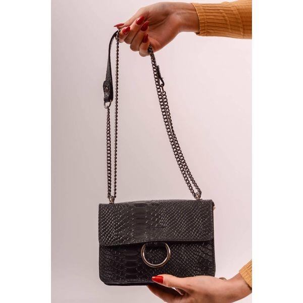 Snake Bag Mini Black