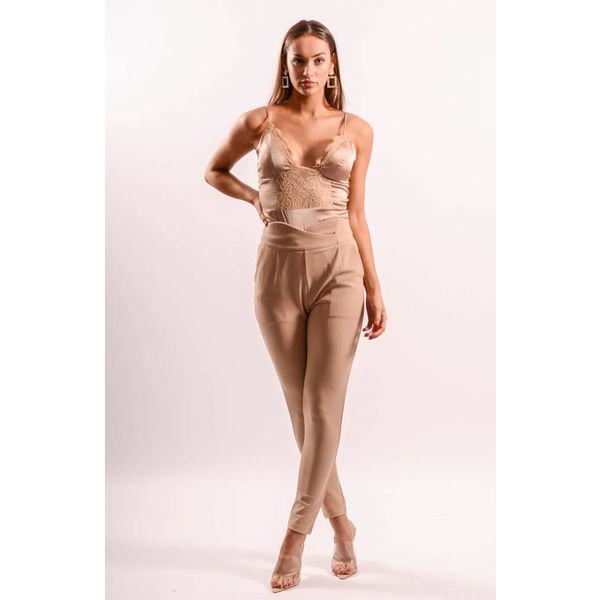 Satin Body Taupe