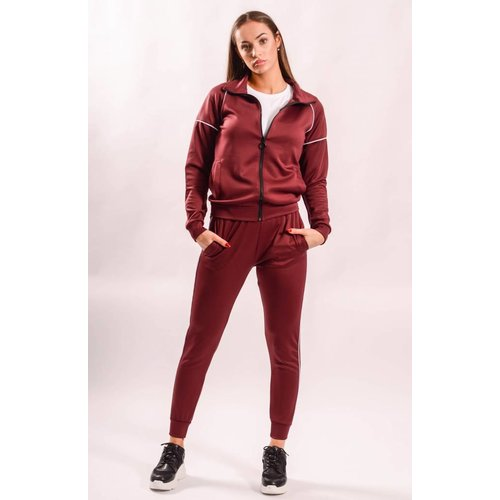 Tracksuit DEEMS BORDEAUX