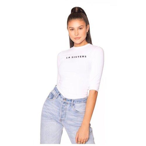 LS Basic LA Top White
