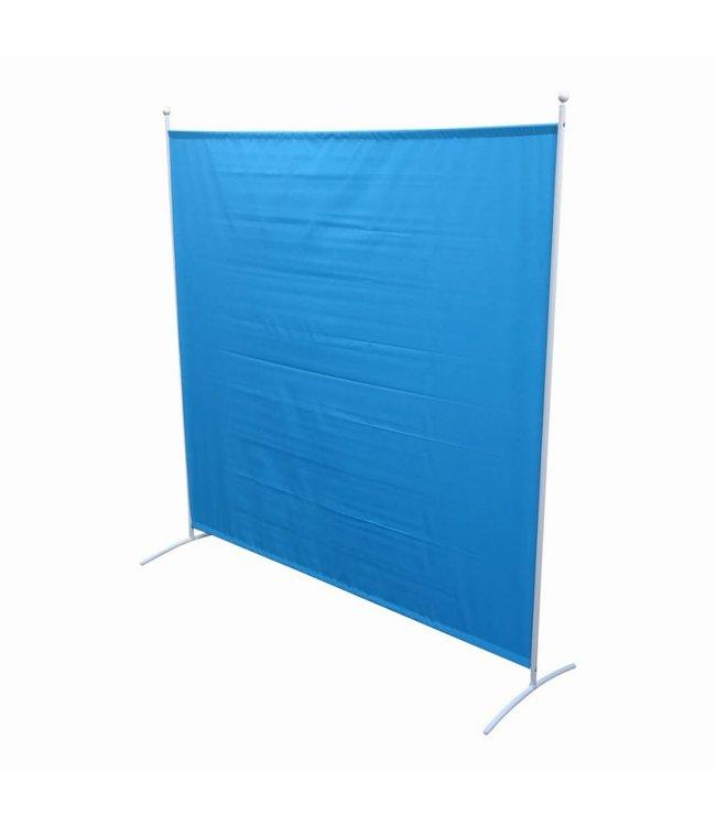 Scheidingswand Blauw 180