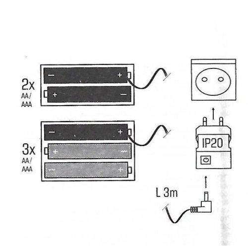 Batterij Adapter universeel