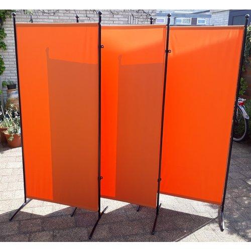 Scheidingswand Terracotta 3 Panelen