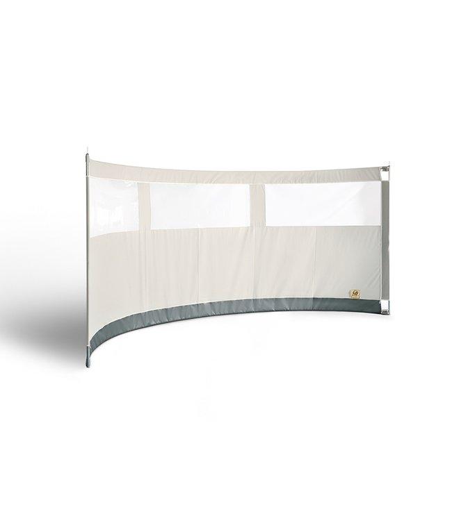 Windscherm Mistral 395 met smalle ramen