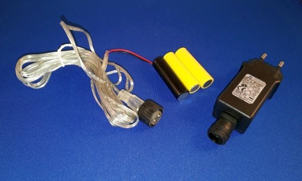 Batterij Vervanger 3AA