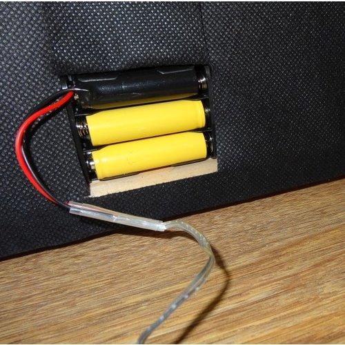 Batterij vervanger 3xAA