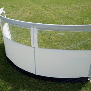 Esvo Windscherm Mistral 395 met smalle ramen Esvo