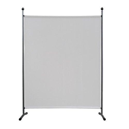 Scheidingswand Wit 150 x 190 cm
