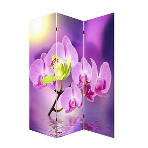 Kamerscherm Orchidee