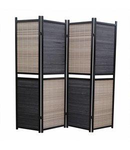 Scheidingswand Flexibel 4 Panelen