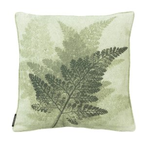 Pernille Folcarelli Fern green cushion