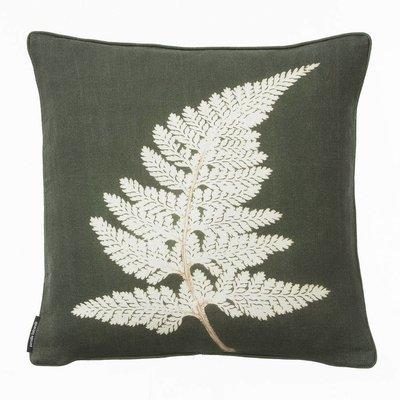Pernille Folcarelli Pernille Folcarelli Fern white cushion