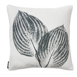 Pernille Folcarelli Hosta blue cushion