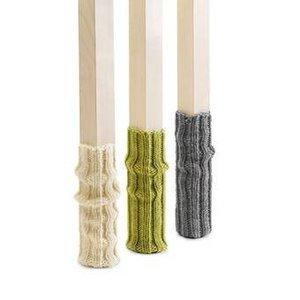 side by side Schemel set of socks