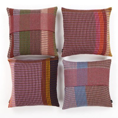 WallaceSewell Basket weave cushion
