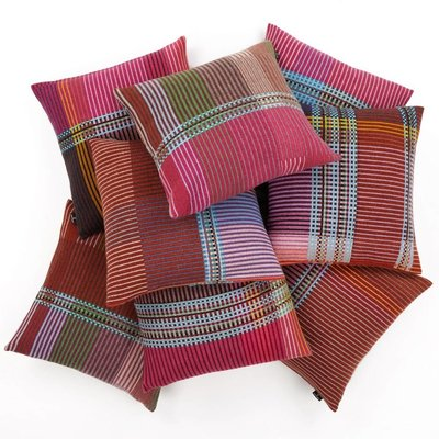 WallaceSewell Pinstripe cushion - Emmeline
