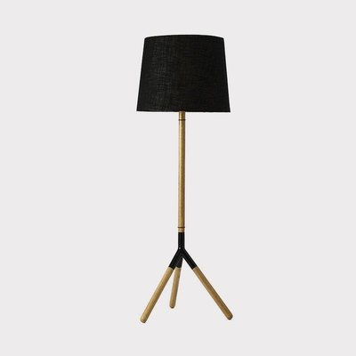 Mater Lathe floor lamp